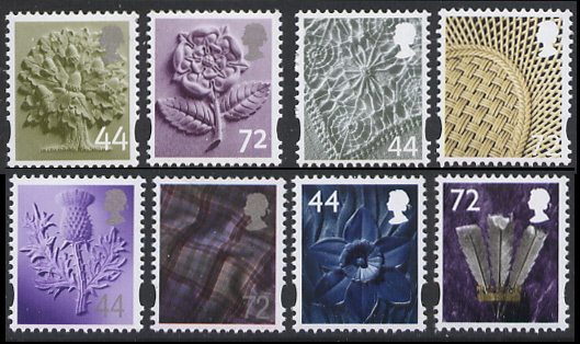 Stamp Collecting Great Britain Postage Stamp Programme