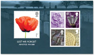 GB 'Lest We Forget' 