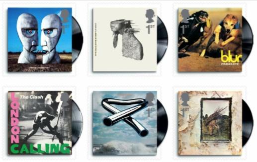 Classics set features Classic Album Covers from British Popular Music.