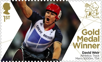 London 2012 Paralympic Games Gold Medal Winners Great