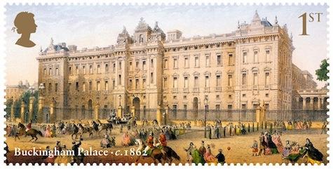 Buckingham House 1819 1714 And 1700